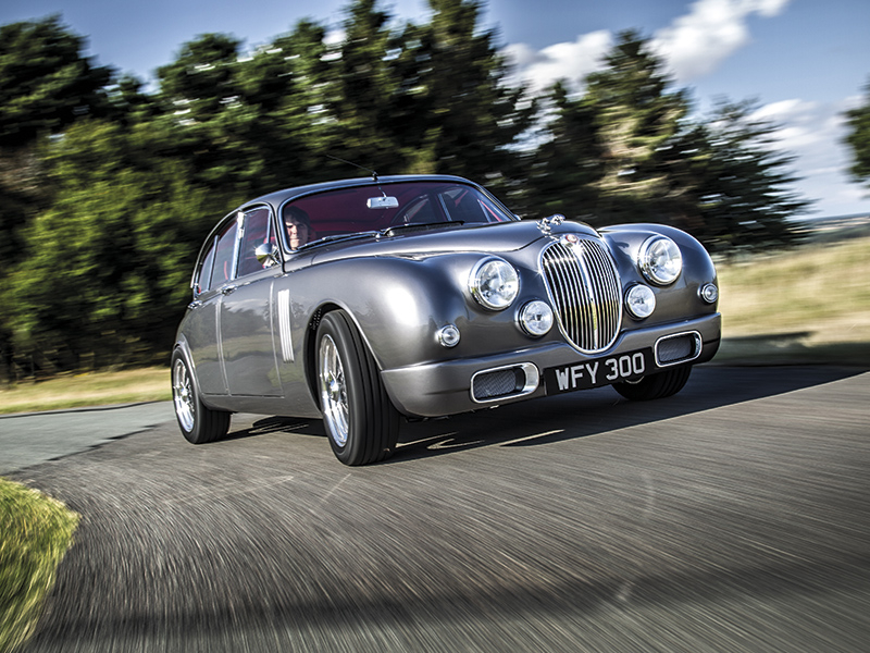 How Jaguars Design Boss Does A Restomod Mark 2