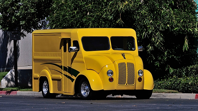 Work Vans For Sale >> A 1946 Divco Delivery RestoMod is set for Mecum Anaheim