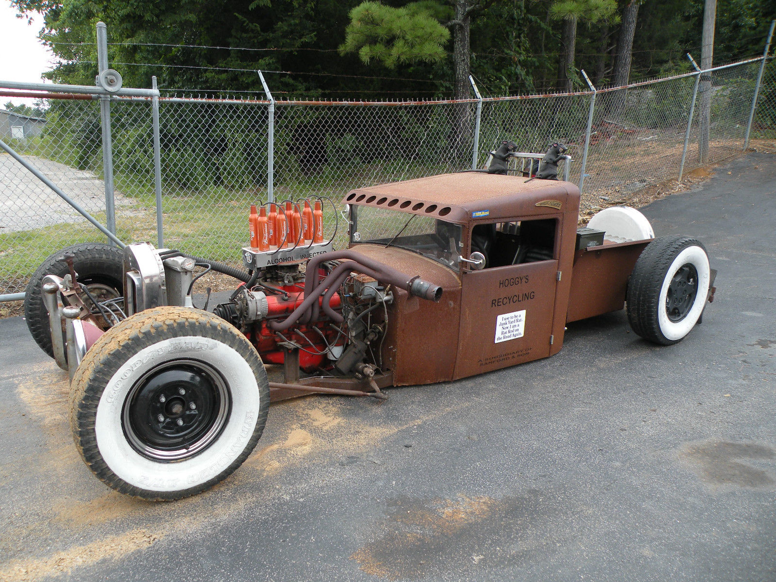Is The Rat Rod A Type Of Restomod