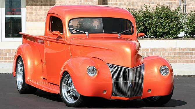 Monster Trucks For Sale >> Available in 2015: 1941 Ford Pickup Truck Street Rod