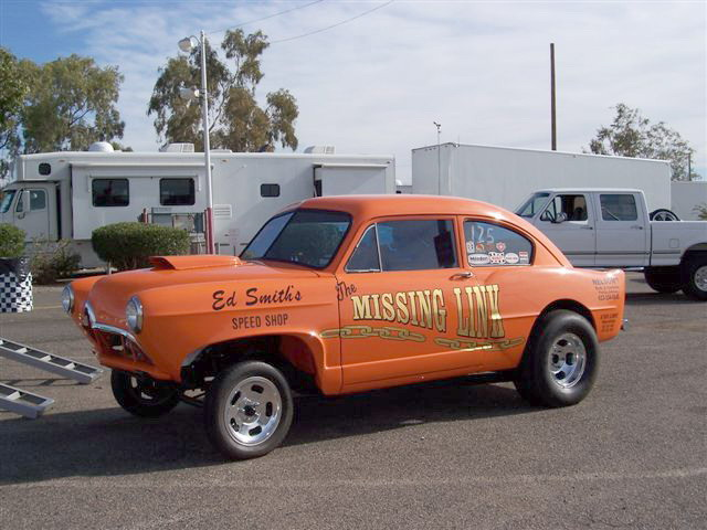 Car Names For Girls: Gasser: Nostalgia For The Next Generation Of Restomod Fans