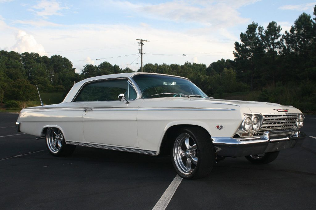 ebay 1962 chevy impala for sale autos post. Black Bedroom Furniture Sets. Home Design Ideas