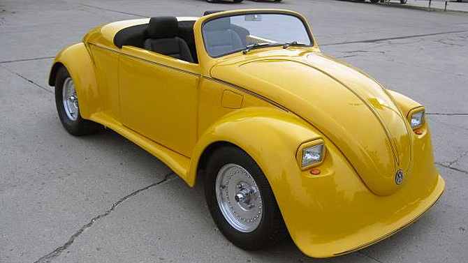 Lessons learned from a 1970 VW Beetle restomod
