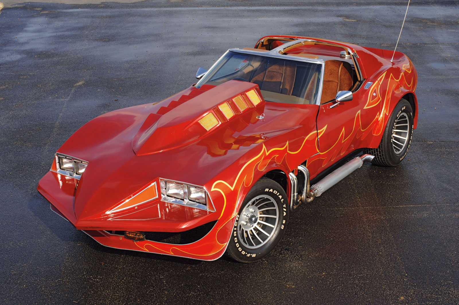 corvette movies 1973 worst hollywood chevrolet front