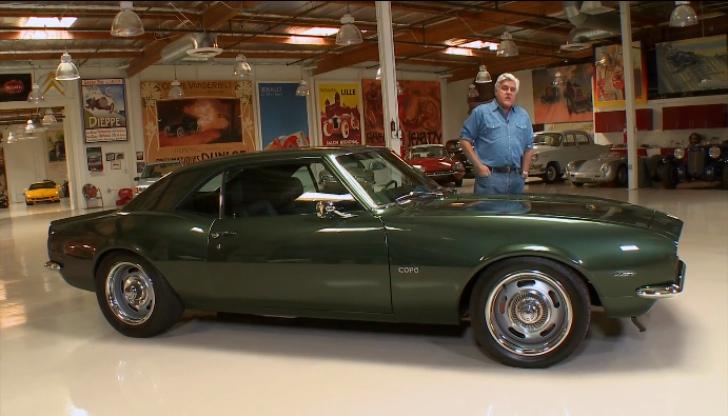 1968 Copo Camaro For Sale >> Jay Leno's Garage: Tim Allen's 1968 Camaro 427 COPO
