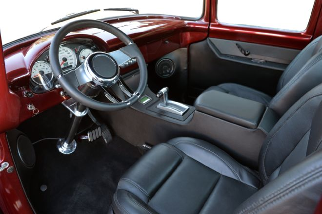 Incredible 1956 Ford F 100 Bodie Stroud Restomod