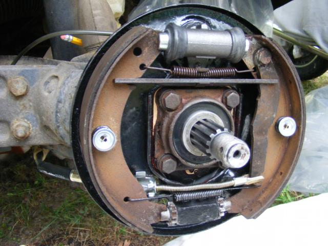 Braking Basics Part 1 Drum Brakes