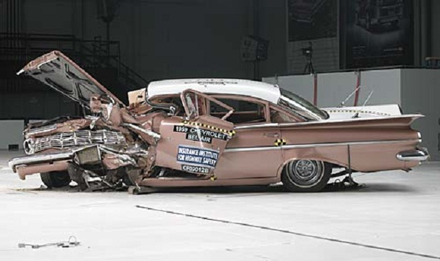 Car Wars Best Videos Of Old Crash Tests