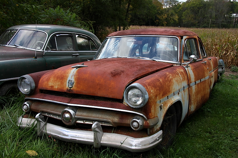 Buying A Used Car With Rust