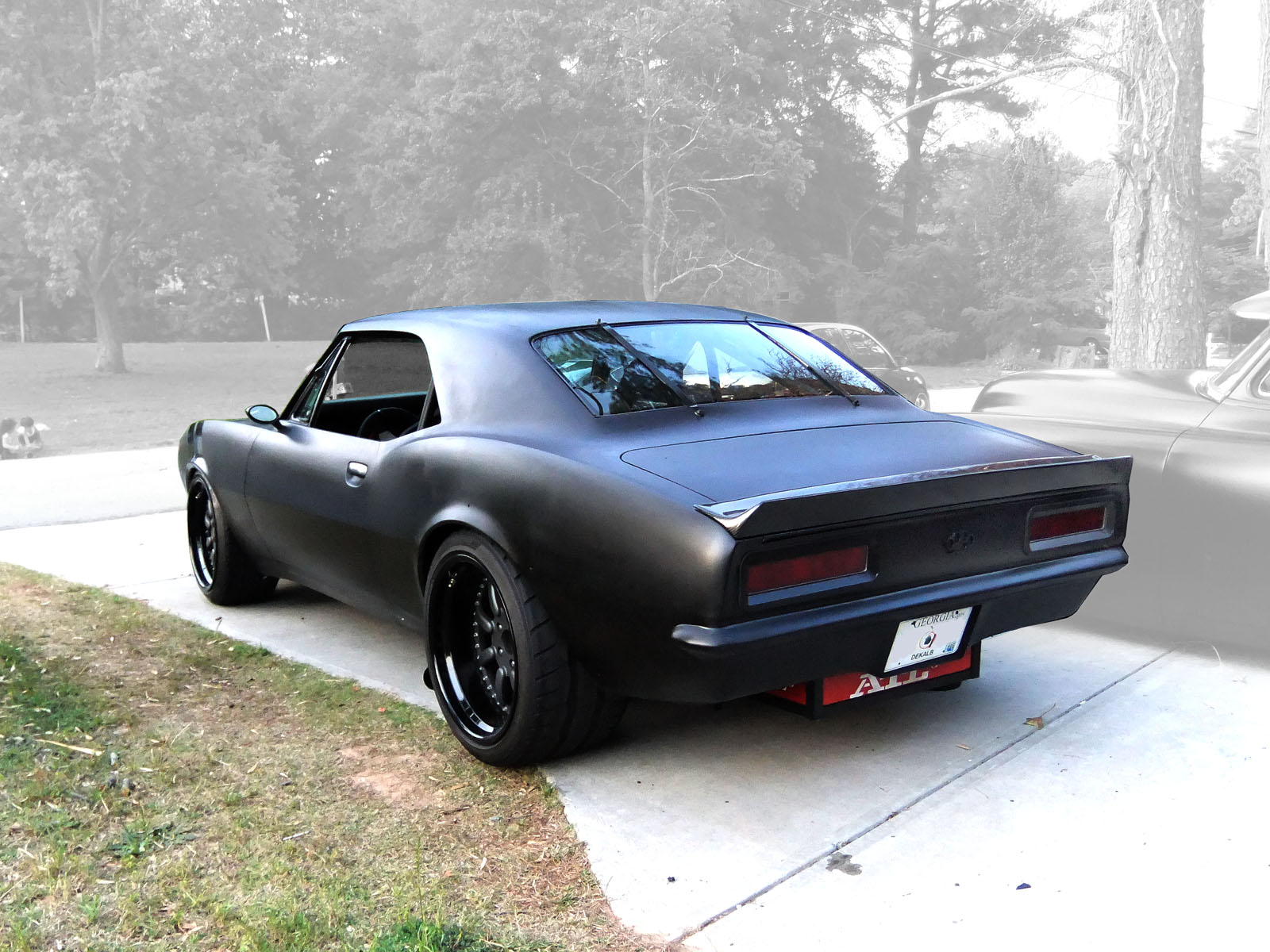 Ls7 1967 Camaro Streetfighter Known As Vengeance