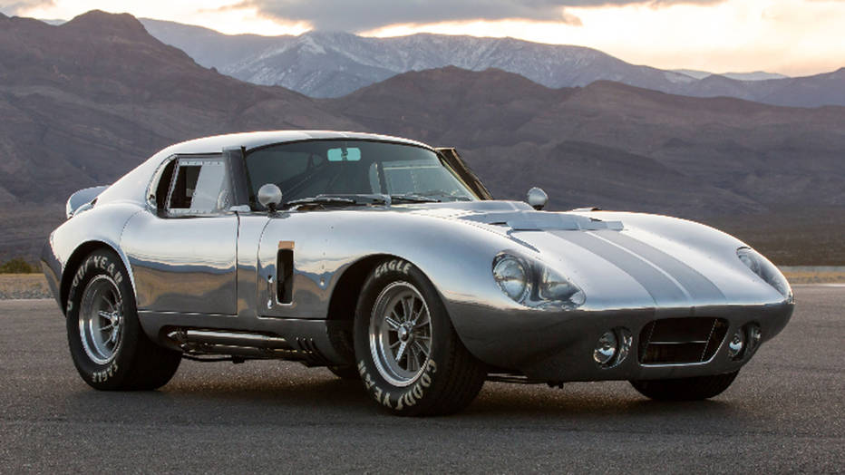 2015 Ford Mustang Gt For Sale >> Shelby America Introduces 50th Anniversary Shelby Cobra Daytona Coupe