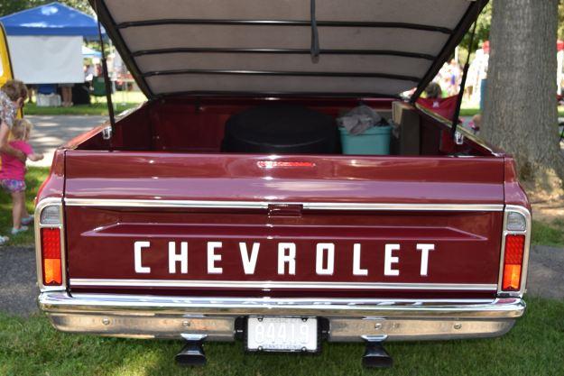 Gary's 1969 Chevrolet C-20 Longhorn