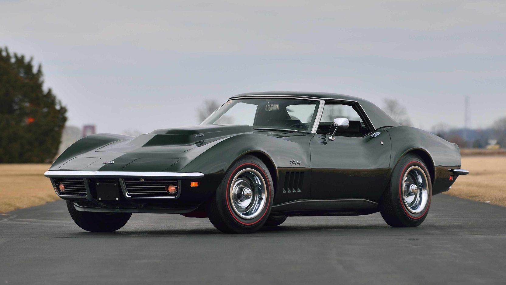 20 of the Fastest Muscle Cars Ever Built