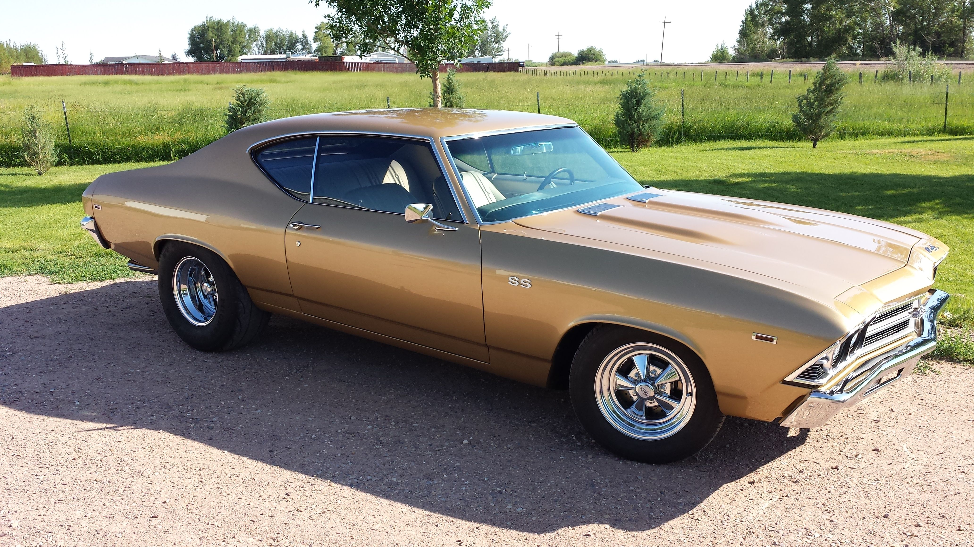 readers ride casey burns killer chevelle casey found his 69 chevelle in disrepair in an old w s garage after seeing an ad on craigslist i bought the car in a rusted heap in casper wyoming in
