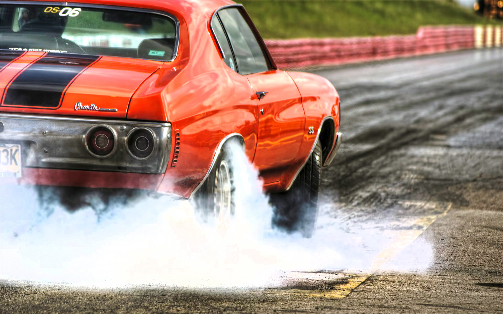 Rear End Shop >> The Best Muscle Car Burnouts [VIDEO]