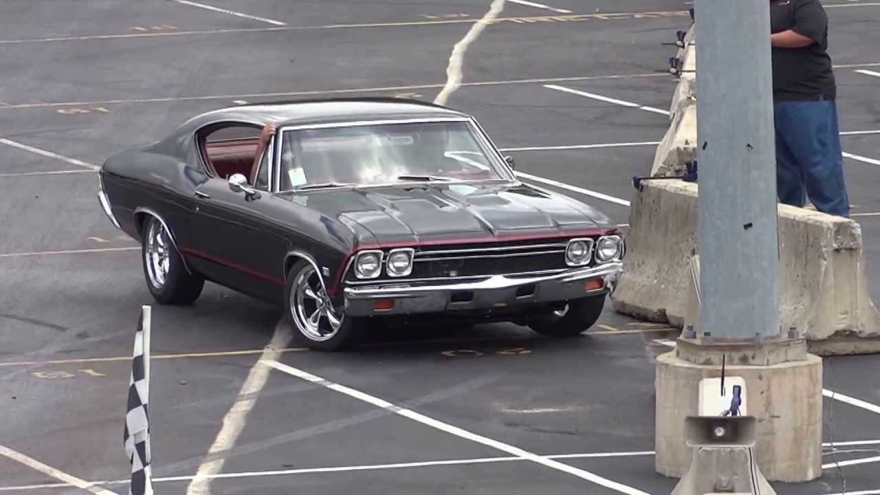 Chevrolet 2016 chevrolet chevelle : 1968 Chevrolet Chevelle SS CRASH