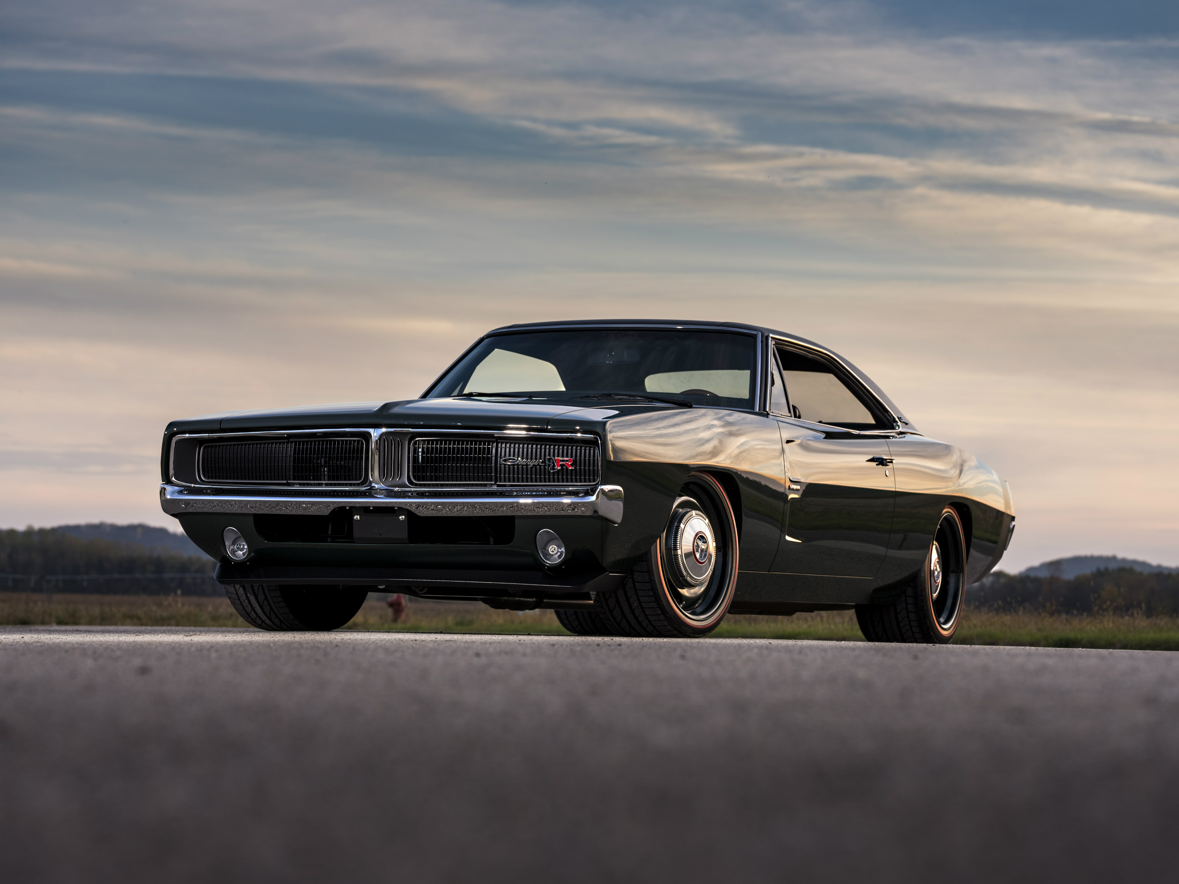 this 1969 dodge charger defector is pure power. Black Bedroom Furniture Sets. Home Design Ideas