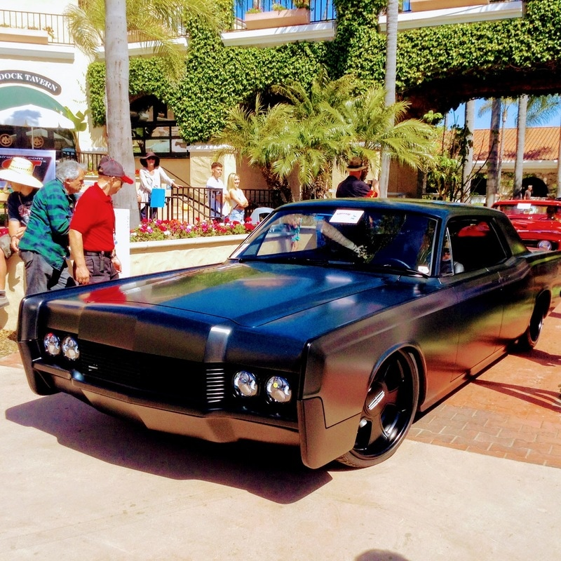This Lincoln Continental Is Like Nothing You Ve Seen Before