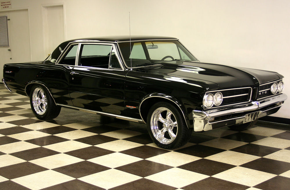 The Pontiac GTO: Where Muscle Cars Began