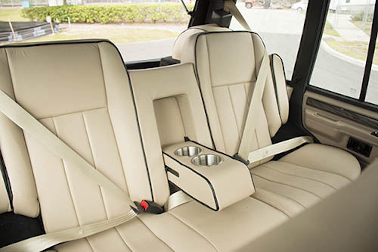 Range Rover Classic Restomod 5 - Restomods com