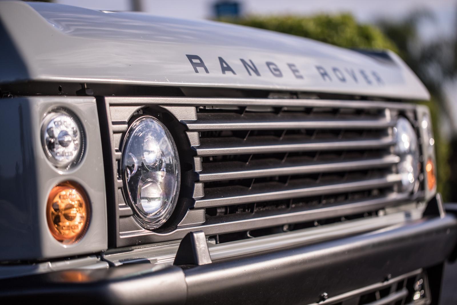 Range Rover Classic Restomod 7 - Restomods com