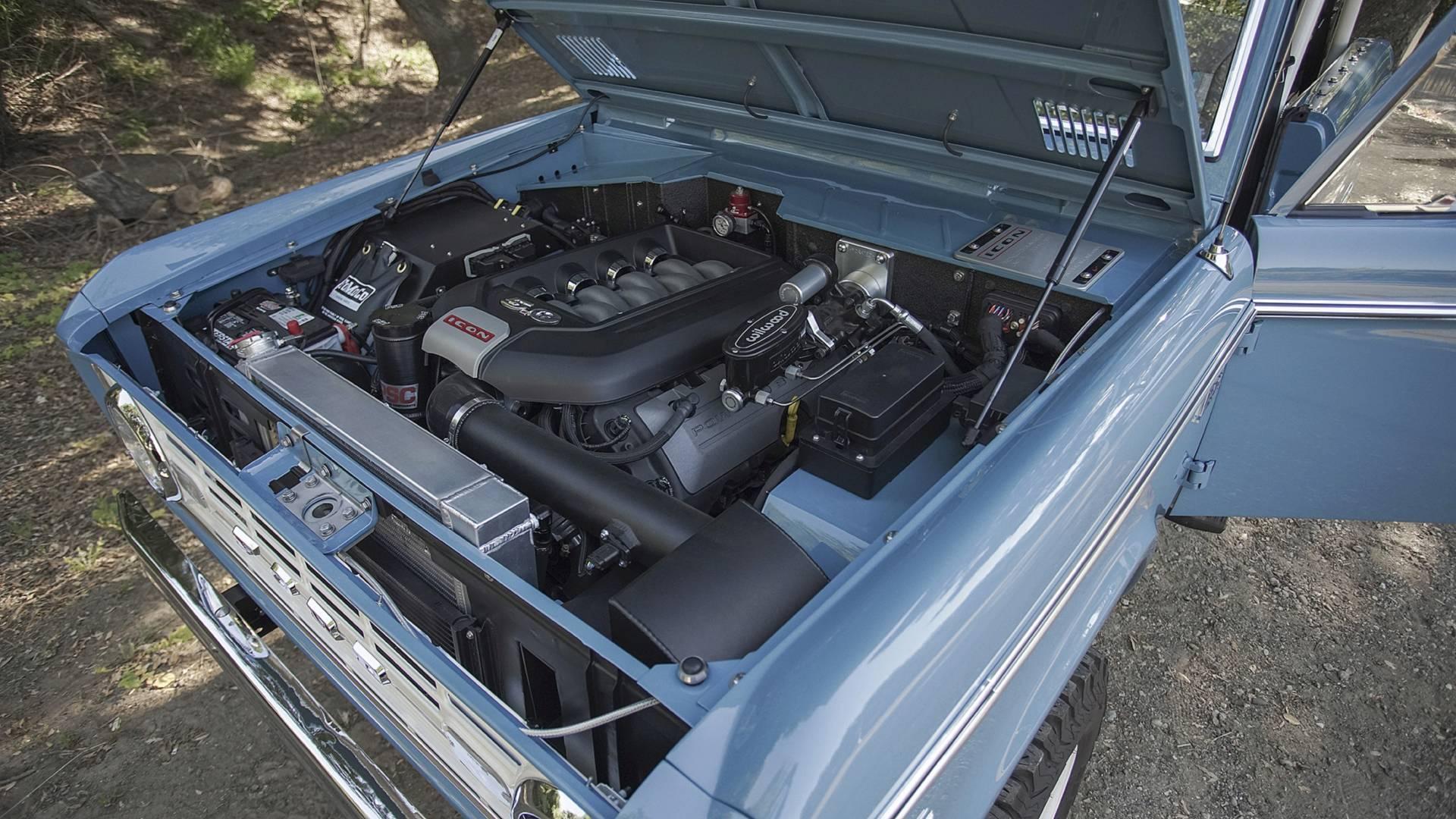 Icon Release 426 Horsepower Bucking Bronco