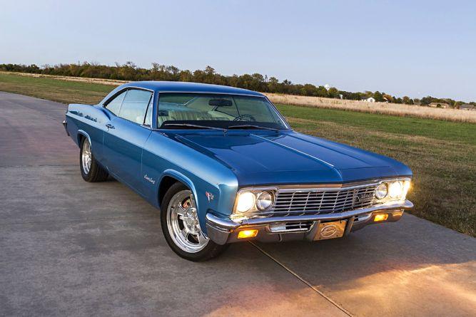 1967 Chevy Impala Craigslist >> A Family Affair: 1966 Chevy Impala Restomod